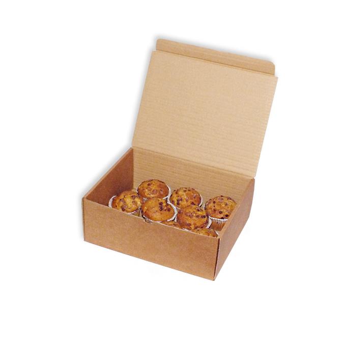Caja para envíos 250x205x100mm