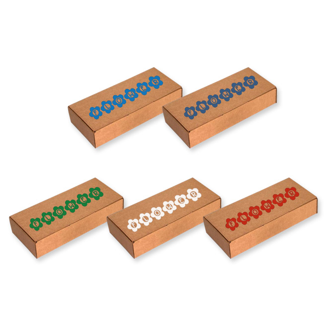 Caja de carton para envios 335x155x065mm
