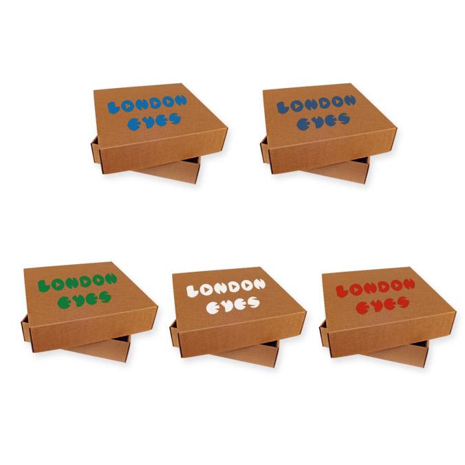Cajas Impresas 360x360x090mm