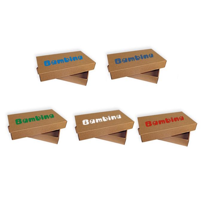 Caja de carton para envios 505x295x075mm