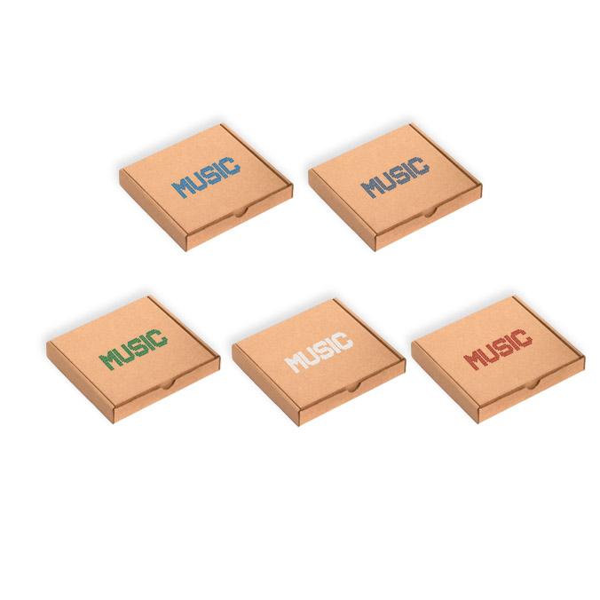 Caja para envío CD 140x140x018mm