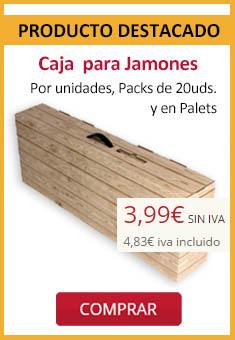Caja para Jamones