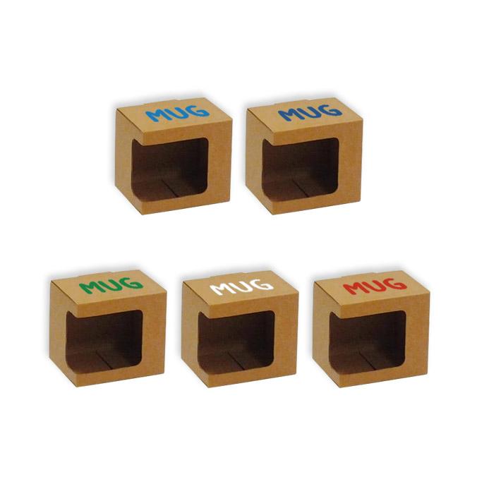 Caja Taza Mug 103x075x95mm