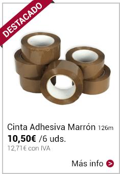Cinta Adhesiva Marrón