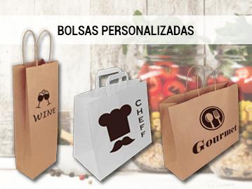 bolsas de papel personalizadas baratas