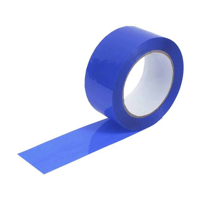 Cinta Adhesiva Azul de Polipropileno 121 m.