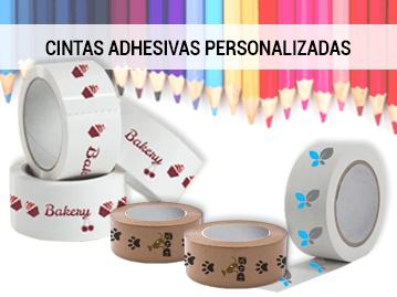 cintas adhesivas personalizadas