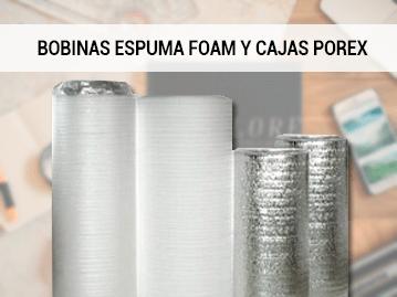 Cell-aire-espuma-foam-cajas-porex