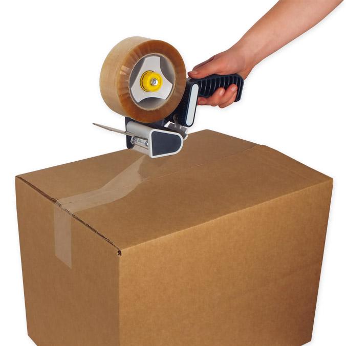 Pack cierra cajas PVC