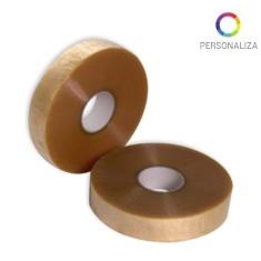 Cinta adhesiva personalizada pvc solvente 48x990