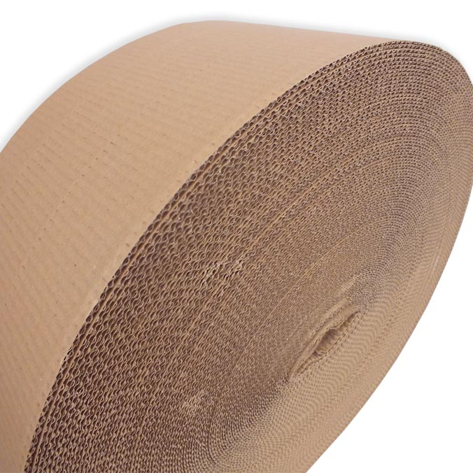 Bobina carton ondulado de 20cm x 100mt