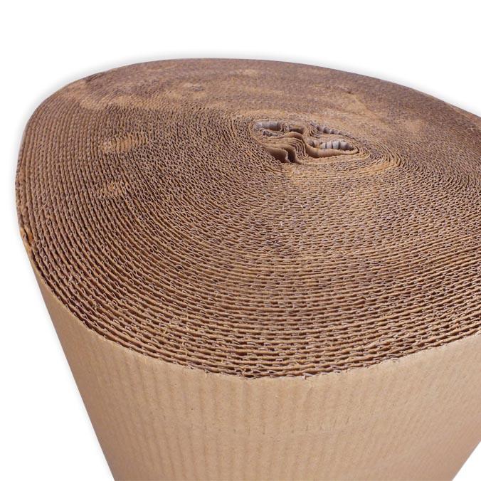 Bobina cartón ondulado 90 cm