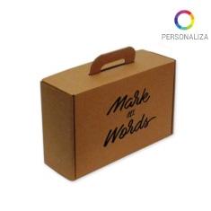 Caja Maletín Impresa 330x118x205mm