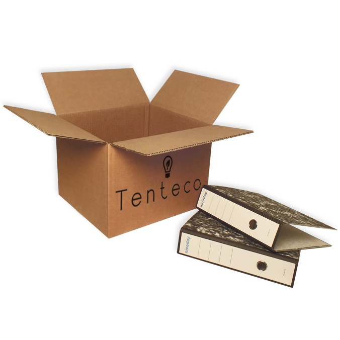 Caja de Embalaje 400x350x300mm
