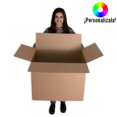 Cajas de cartón 600x400x500mm