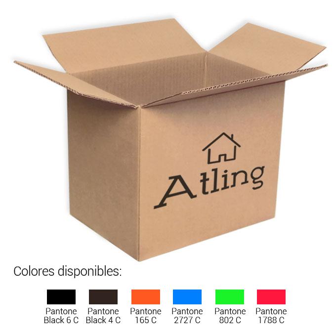 Caja de Embalaje 310x220x270mm