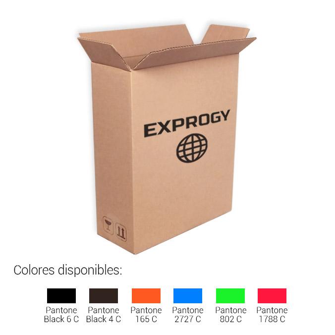 Caja de Embalaje 340x140x415mm