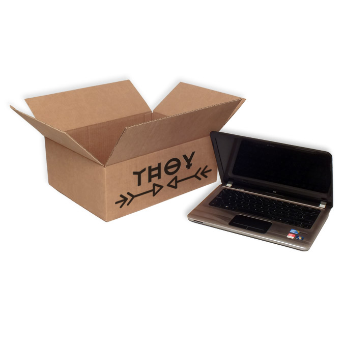 Caja de Embalaje 400x300x150mm