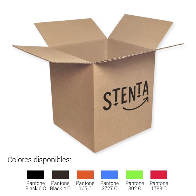 Caja de Embalaje 400x400x450mm