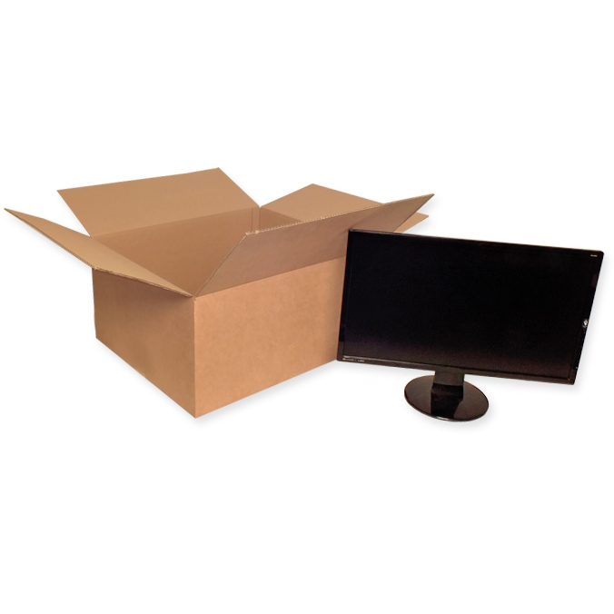 Caja de carton canal simple 600x500x300mm