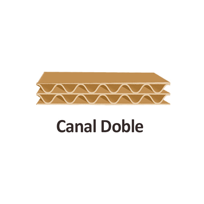 Cajas al por mayor canal doble 750x450x1000mm