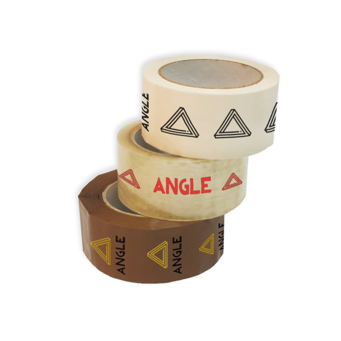 Cinta adhesiva personalizada polipropileno acrilico 48x126