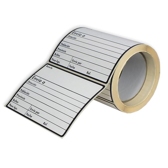 Etiqueta adhesiva ENVIO