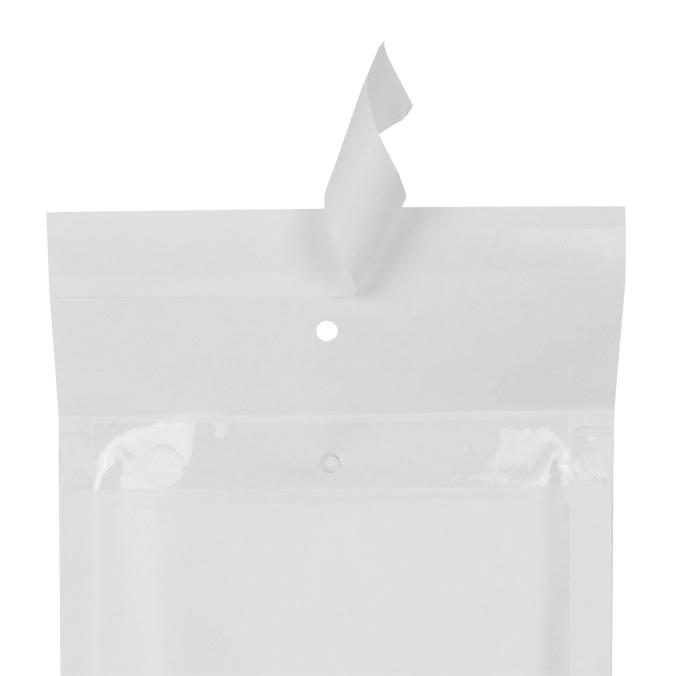 Sobres acolchados Blancos 100x165 Mod. 11/A