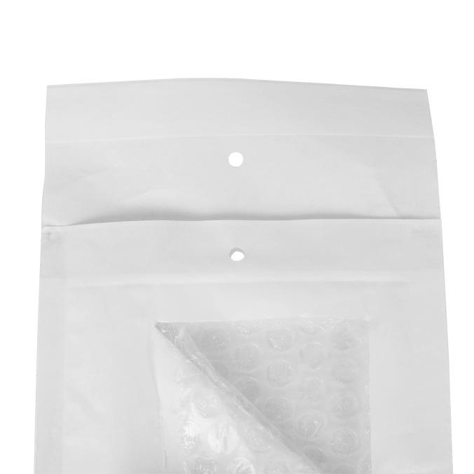 Sobres acolchados blancos 120x220. Mod. 12/B