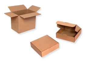 Packs Cajas de Cartón