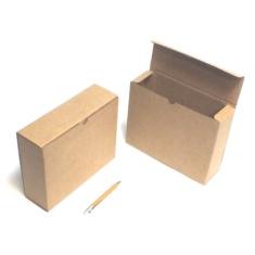 Caja cartón carpeta 255x190x070mm