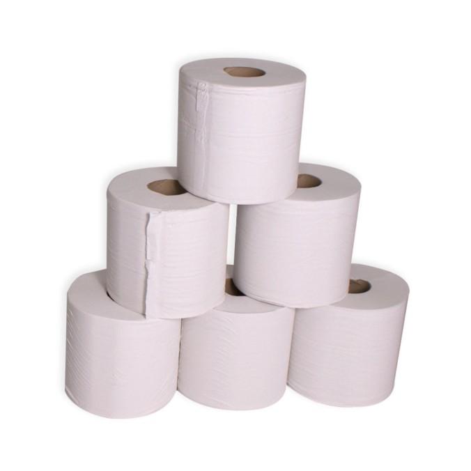 Bobina papel secamanos pequena
