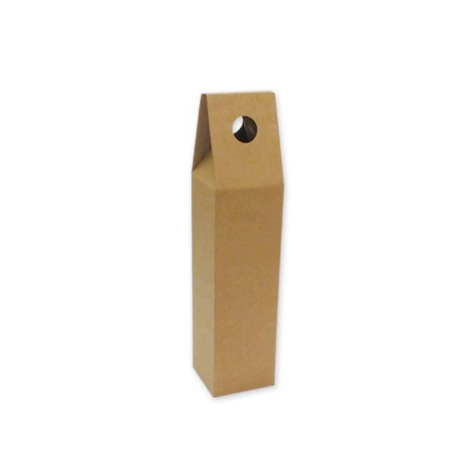 Caja para envío 1 botella 085x085x330mm