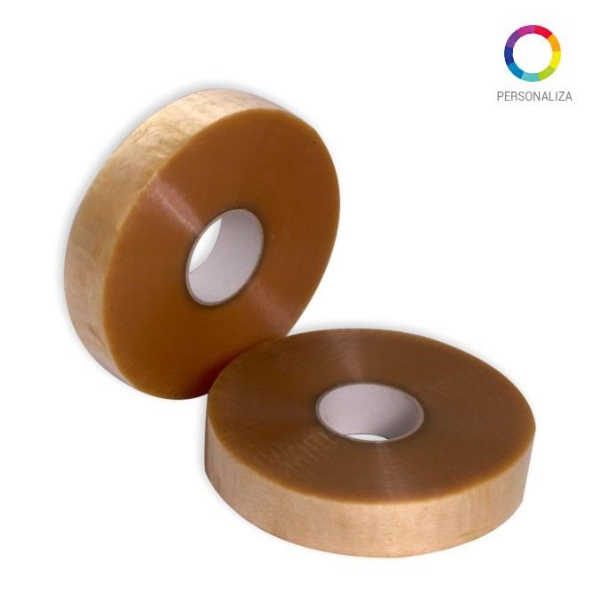 Cinta adhesiva personalizada polipropileno solvente 48x990