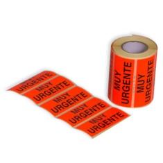 Etiqueta adhesiva