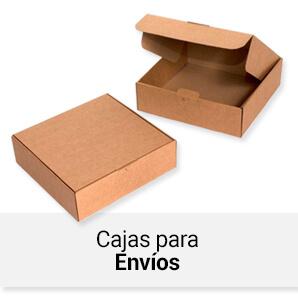 Cajas para envíos