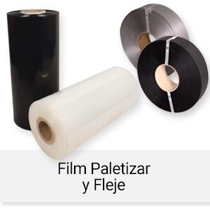 Film Paletizar y Fleje