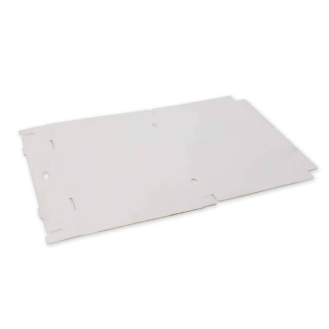 Caja para Pizza Impresa 365x270x030mm