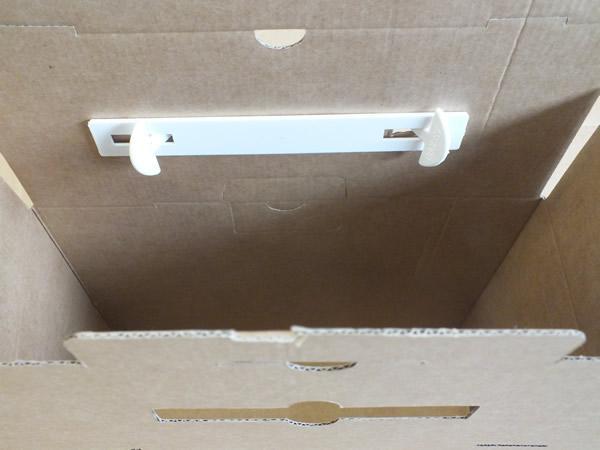 Caja de carton para envios 280x130x234mm