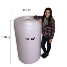 Plastico burbujas 180m2