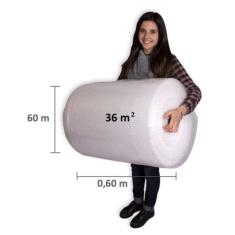 Plastico burbujas 36m2