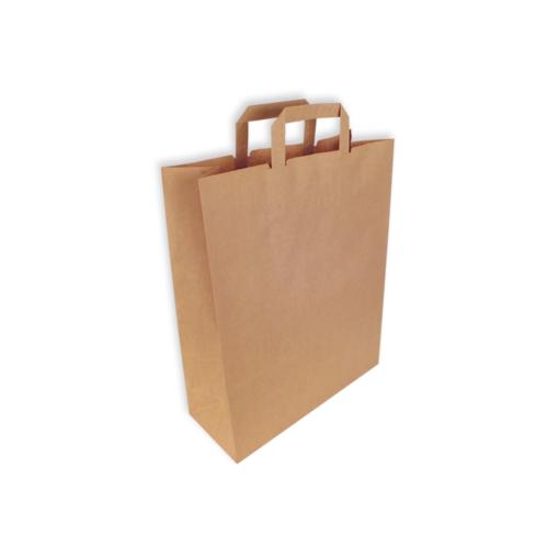 0b2e98d74 Bolsas de papel kraft y bolsas de papel blancas | Cajadecarton.es