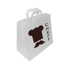 Bolsas de Papel Personalizadas TAKE AWAY