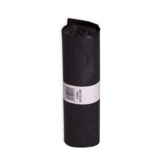 Saco basura 90x110cm negro