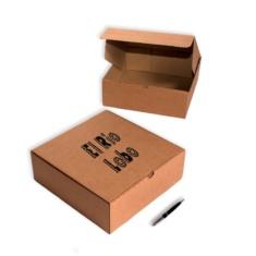Cajas Impresas 335x335x110mm