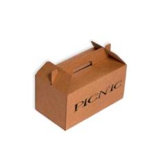 Caja Maletín para Pícnic Impresa