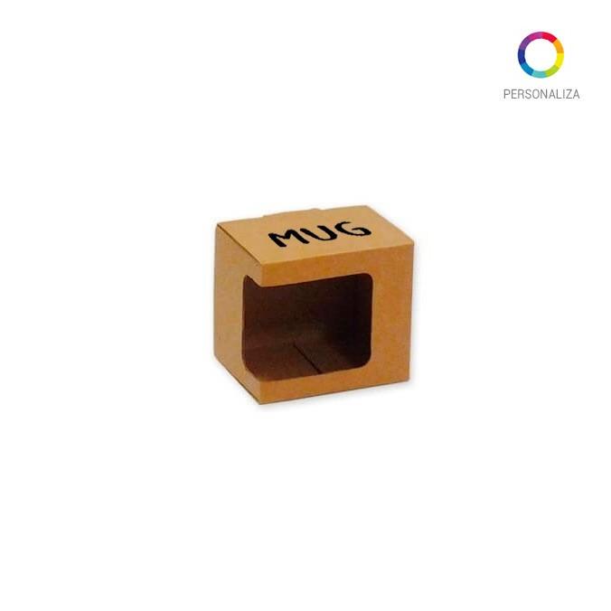 Caja Taza Mug Impresa 103x075x95mm