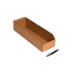 Gaveta caja de carton 400x130x100mm