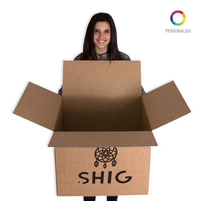 Caja de Embalaje 500x450x400mm