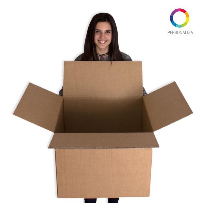 Cajas de cartón 500x450x400mm